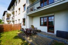 Karlikowski Mlyn Sopot Apartments Stock Photo