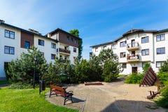 Karlikowski Mlyn Sopot Apartments Royalty Free Stock Photo