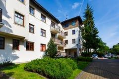 Karlikowski Mlyn Sopot Apartments Royalty Free Stock Photography
