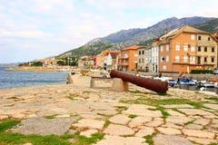 Karlobag, adriatisches Meer, Kroatien Lizenzfreie Stockfotos