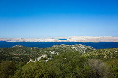 Karlobag Croazia fotografia stock