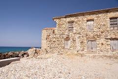 Karlovassi on Samos Royalty Free Stock Image