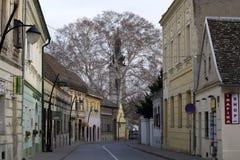 Karlovci de Sremski - serbia Imagens de Stock