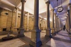 karlovy kolumnada młyn zmienia zdjęcie royalty free
