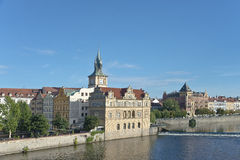 Karlovy Lazne (os termas) de Charles, Praga Imagens de Stock Royalty Free
