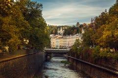 Karlovy unterscheiden sich Lizenzfreie Stockfotos