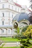 Karlovy unterscheiden sich (Carlsbad) lizenzfreie stockfotografie