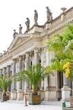 Karlovy unterscheiden sich (Carlsbad) lizenzfreie stockfotos