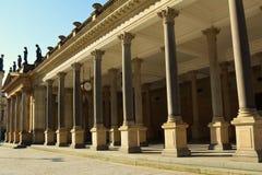 Karlovy unterscheiden sich, Tschechische Republik Lizenzfreie Stockbilder