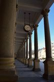 Karlovy unterscheiden sich, Tschechische Republik stockfoto
