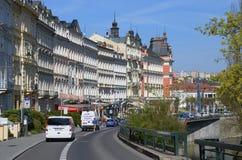 Karlovy varía Fotos de archivo