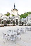 Karlovy varía (Carlsbad) Fotografía de archivo libre de regalías