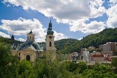 Karlovy variërt Stock Foto