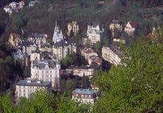 Karlovy variërt Royalty-vrije Stock Foto's