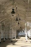 Karlovy variërt. Colonnade royalty-vrije stock fotografie