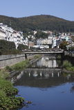Karlovy variërt mening royalty-vrije stock foto