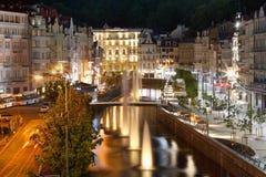 Karlovy vari?ërt Royalty-vrije Stock Foto
