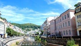 Karlovy varia Czechia fotografia de stock