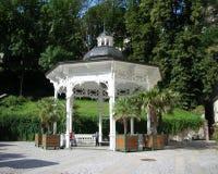 Karlovy varia, Pramen Svoboda fotografia stock