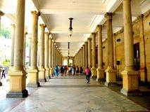 Karlovy varieert 3 Stock Afbeeldingen