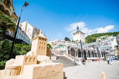 Karlovy varient Image libre de droits