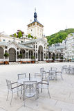 Karlovy varient (Carlsbad) Photographie stock libre de droits