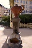 Karlovy varient, République Tchèque Images stock