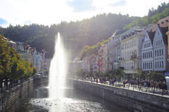 Karlovy varierar Royaltyfri Bild