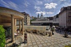 Karlovy varierar Royaltyfria Bilder