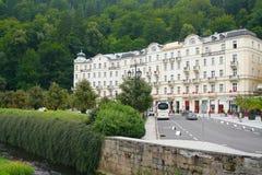 Karlovy Vary, Stock Image