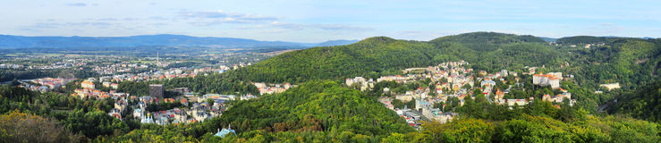 Karlovy Vary Royalty Free Stock Image