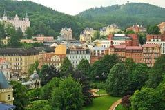 Karlovy vary, Czech republic Royalty Free Stock Photo