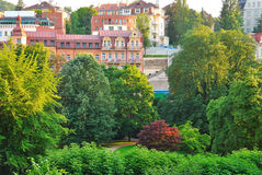 Karlovy Vary, Czech republic Royalty Free Stock Images