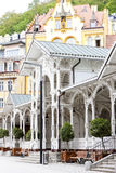 Karlovy Vary, Czech Republic Stock Images