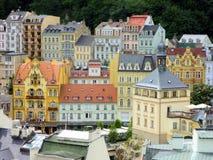Karlovy Vary, Czech Republic Royalty Free Stock Images