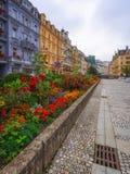 Karlovy Vary, Czech Republic. Stock Image