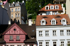 Karlovy Vary, Czech republic Stock Photo