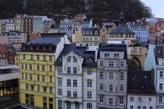 Karlovy Vary, Czech Republic Stock Photography