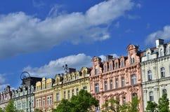 Karlovy Vary, Czech republic Royalty Free Stock Photography