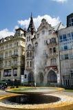 Karlovy vary, Czech republic Stock Images