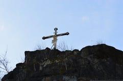 Karlovy Vary en Tchèque Image stock