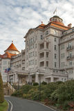Karlovy Vary Hotel Imperial royalty free stock photos