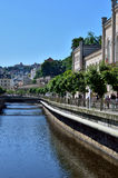 Karlovy Vary (Karlsbad) Stockfoto