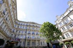 Karlovy Vary landscape Royalty Free Stock Photos