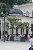 Karlovy Vary, République Tchèque - station thermale du monde Photographie stock
