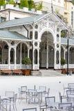 Karlovy Vary, repubblica Ceca Immagini Stock Libere da Diritti