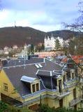 Karlovy Vary sight Royalty Free Stock Images
