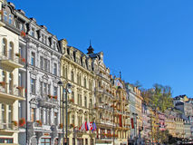 Karlovy Vary spa Royalty Free Stock Image