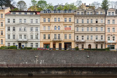 Karlovy Vary town, Czech republic royalty free stock photo