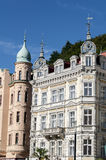 Karlovy Vary. Stock Images